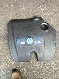 04 VW GOLF MK4 1.6 AUTOMATIC FDH 8V BFQ ENGINE COVER SILVER BREAKING 06A103927G